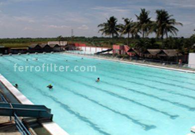 ferrofilterRMD @Kolam berenang Tirta Raerim Binjai