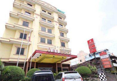 ferrofilterRMD 2.5KL @Hotel Antares Medan