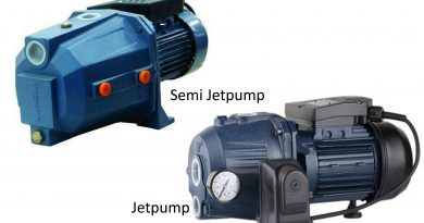 Pompa Jet Pump VS Semi Jet Pump
